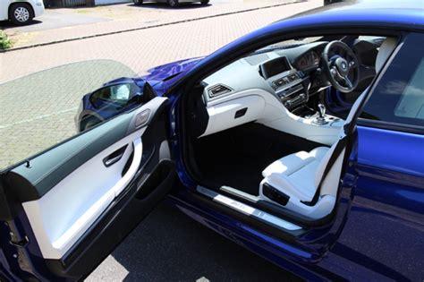 Bmw Opal White Interior by 2015 San Marino Blue M6 Opal White Individual Interior Uk Spec
