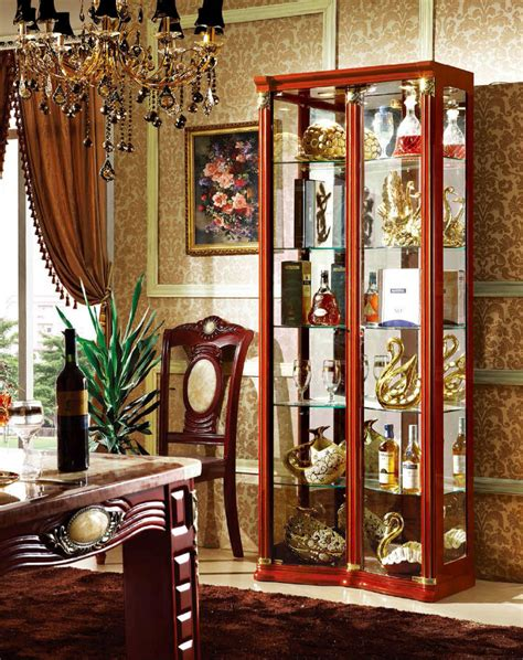 Wooden Showcases For Living Room by American Wooden Furniture Living Room Glass