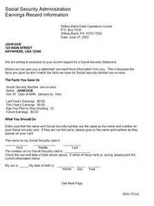 Social Security Awards Letter Letter Of Recommendation Social Security Award Letter Template