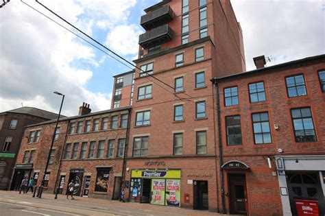 Plumb Centre Sheffield by Morton Works 94 West Sheffield S1 1 Bed