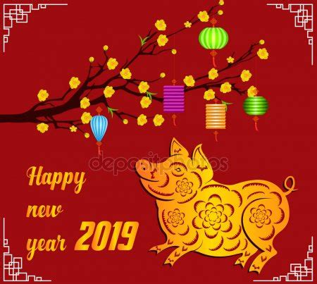 new year 2019 china happy new year 2019 year of the pig lunar new