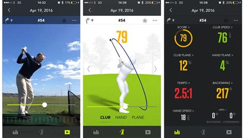 zepp golf swing analyser review zepp 2 golf practice aid review golfalot