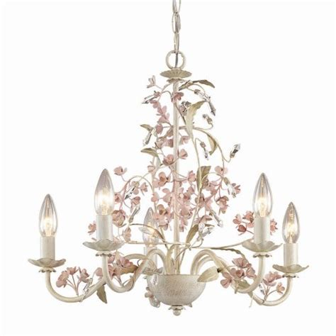 Small Shabby Chic Chandelier Shabby Chic Chandelier Lighting Ideas Infobarrel