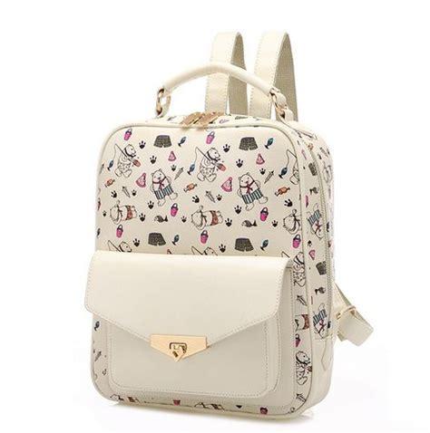 Bagpack Korea White buy korean version college shoulder bag backpack white wb31 backpacks ksa souq