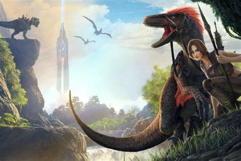 hairstyles ark ps4 ark survival evolved ps4 update 1 34 adds pc dedicated
