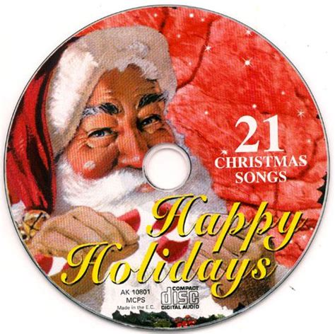 happy holidays  artists songs reviews credits allmusic