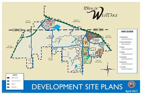 map of westlake texas westlake tx official website maps