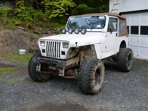 1989 Jeep Wrangler Specs Drdan524 1989 Jeep Wrangler Specs Photos Modification