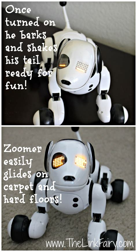 zoomer puppy reviews zoomer robotic review 2 jet setting