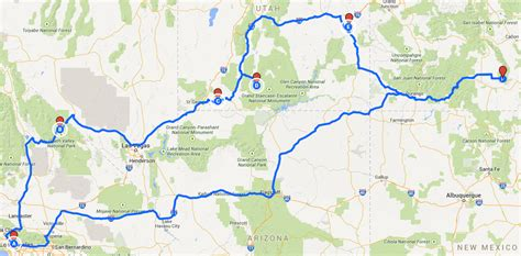 road map trip planner how to plan a road trip route with maps