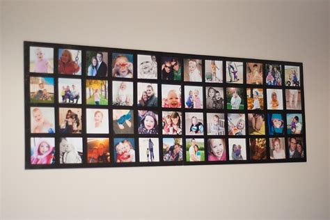 cheapest way to frame 24 ways to hang your favorite prints and photos brit co