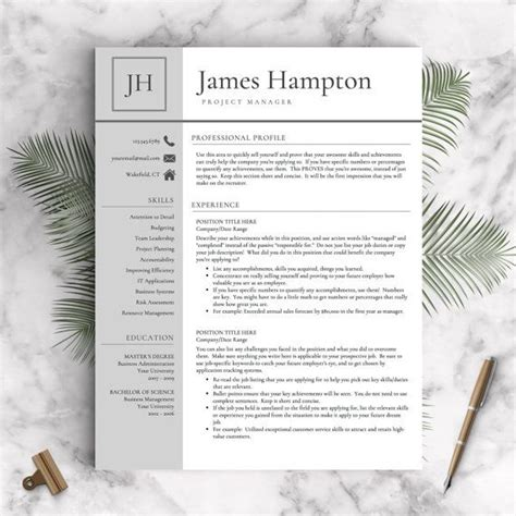 Professional 1 Resume Template by 17 Best Ideas About Resume Templates On Resume