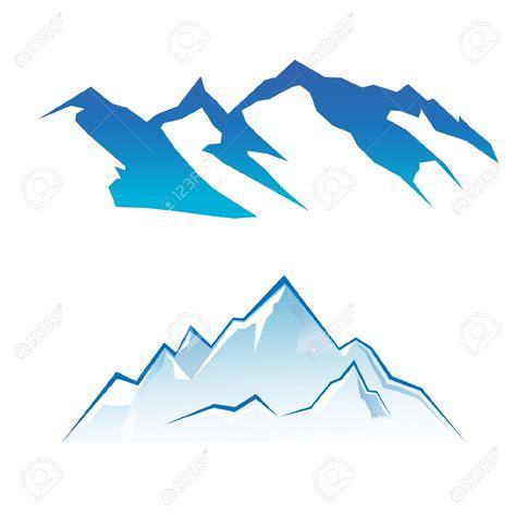 mountain clipart mountain silhouette clip cliparts