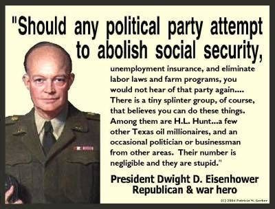 Anti Republican Memes - dwight eisenhower quotes