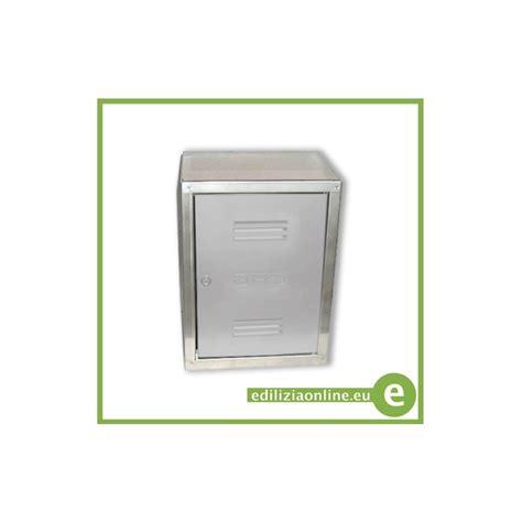 cassetta contatore cassetta per contatore gas elettronico uni 9036 2015