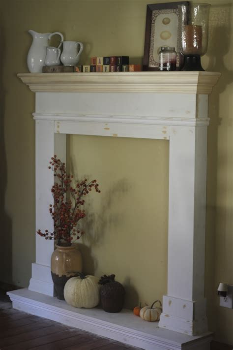 faux fireplace mantel golden boys and me our faux fireplace