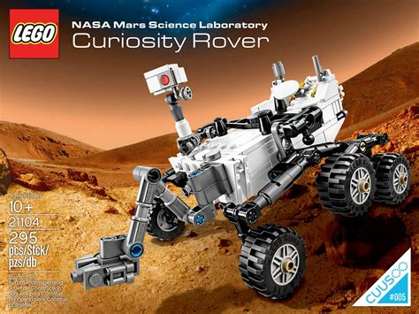 latest images from the mars curiosity rover for june 23rd 2014 lego mars curiosity rover