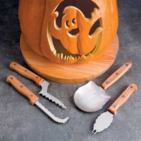 professional pumpkin carving tools the green - Carving Tools For Pumpkins For