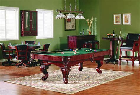 of oklahoma pool room