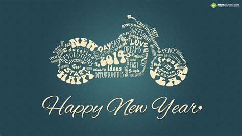 harley davidson happy new year images happy new year cruiser bike wallpaper new year 2016