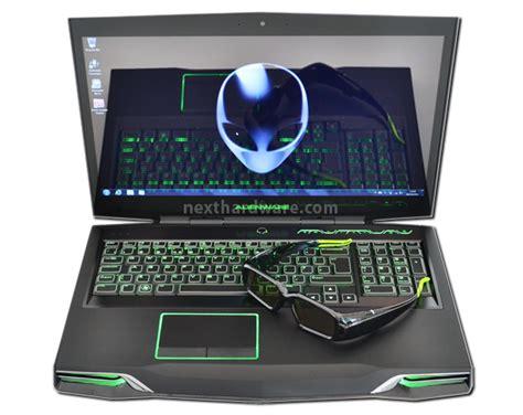 Laptop Alienware M17x Di Indonesia alienware m17x r3 quot notebook alieno quot recensione