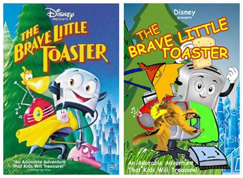 Brave Little Toaster Goes To Mars Brave Little Toaster People S Choice