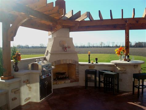 Fireplace And Bbq Center by Bryan Ohio Outdoor Fireplace Bbq Sit Wall Bar Center