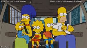 the simpsons honor david letterman s retirement with