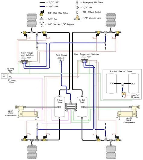 air suspension wiring diagram 29 wiring diagram images