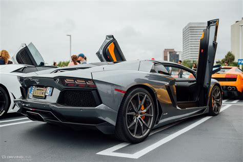 Cruising In My Lamborghini Lamborghini Cruise In Centenario Unveiling At The