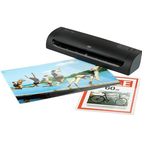 gbc fusion 1000l a3 home and small office laminator