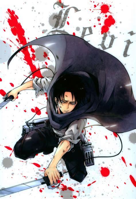gambar anime attack on titan levi gambar anime shingeki no kyojin attack on titan part 1