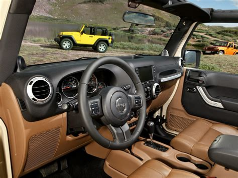 Jeep Wrangler Interior by 2014 Jeep Wrangler Unlimited Price Photos Reviews Features