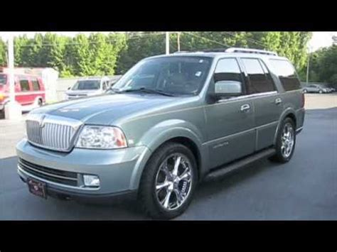 manual repair free 2006 lincoln navigator on board diagnostic system 2006 lincoln navigator start up engine and in depth tour youtube