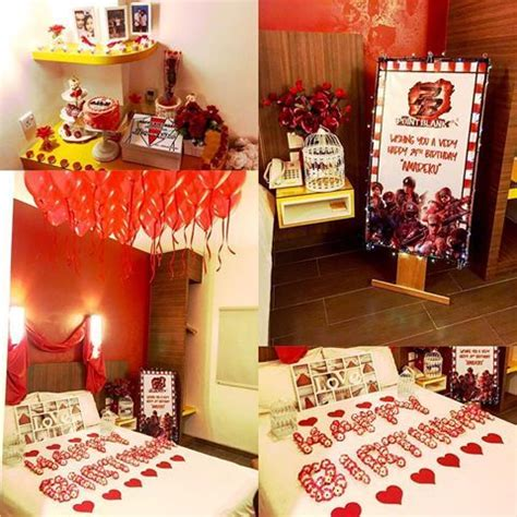 hotel room ideas for him how to decorate a hotel room for boyfriend birthday birthday presents ideas decoration of