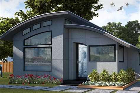 prefab flex house comes out with smart home