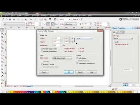 tutorial corel draw x6 untuk pemula tutorial corel draw cara mengexport projek menjadi