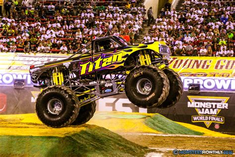 monster truck jam las vegas monster jam world finals qualifying monsters monthly