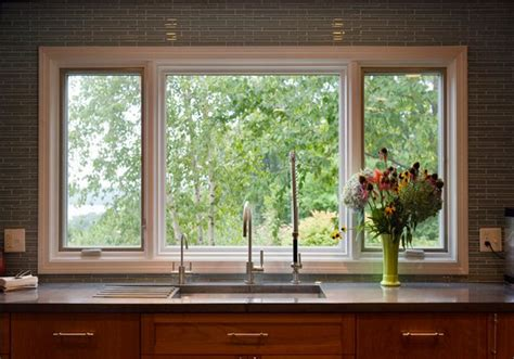 Kitchen Window Designs 15 Kitchen Windows For Your Home Home Design Lover