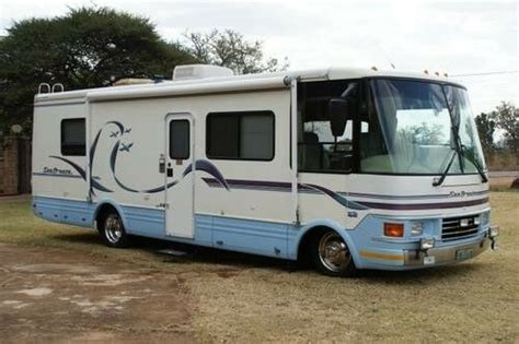 chevrolet motorhome national rv seabreeze