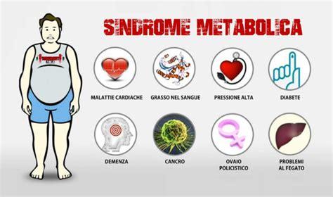alimentazione metabolica la sindrome metabolica e la corretta alimentazione per
