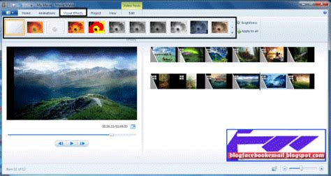 tutorial movie maker indonesia blognya pak aries cinematografi