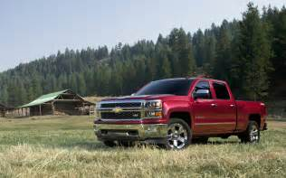 new 2014 chevrolet silverado and gmc
