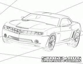 camaro coloring pages coloringpagesabc com