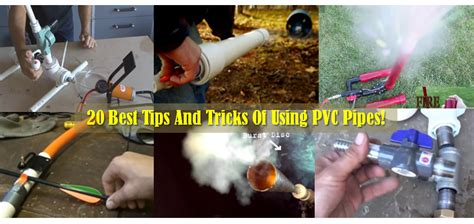 20 best tips and tricks for 20 best tips and tricks of using pvc pipes you should about page 6 of 11 brilliant diy