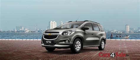 Kopling Set Chevrolet Spin 1 5 chevrolet to spin on the indian roads carz4sale