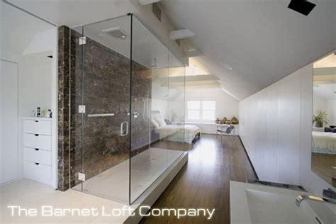 small loft conversion in london moderne zolder transformatie by the barnet loft company