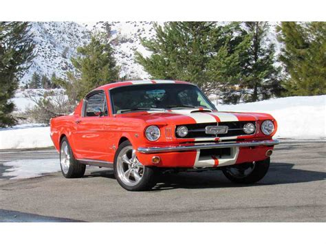 mustang classic vintage mustangs pictures