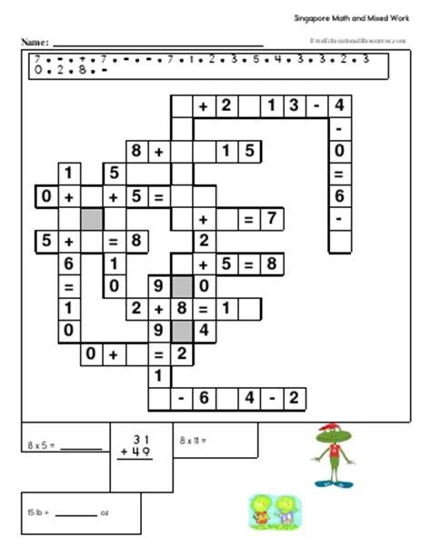 Singapore Math Sixth Grade Freeeducationalresources Com