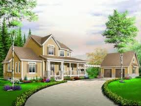 Farmhouse Plan small farm home plans village house plan small house plans with